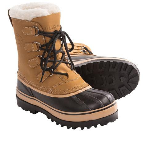 lacrosse ridgetop pac boots waterproof insulated 10