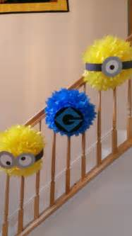 minion party decorations party ideas pinterest