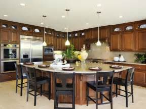 Eat In Kitchen Island Designs gallery for gt huge kitchen islands