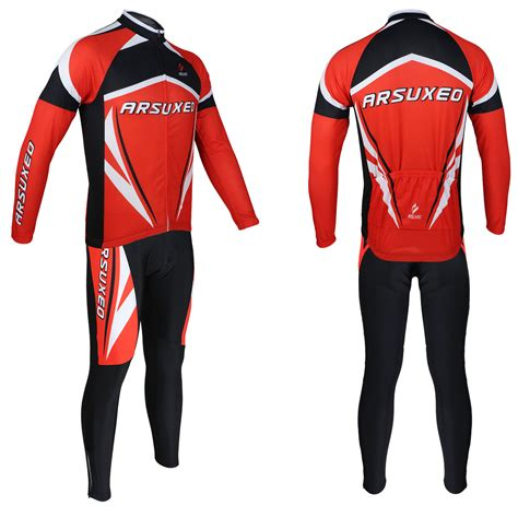 cycling suit jacket jackets arsuxeo men sports cycling clothes bike bicycle