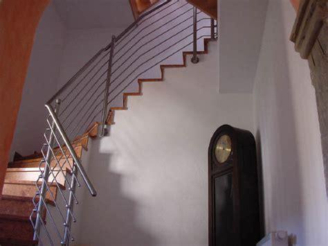 treppengeländer aus edelstahl treppengel 228 nder aus edelstahl