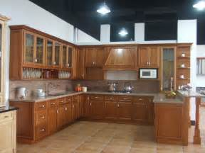 solid american cherry wood kitchen cabinets decobizz
