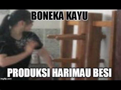 Harga Boneka Kayu Wing Chun by Berlatih Dengan Boneka Kayu Wooden Dummy Wingchun