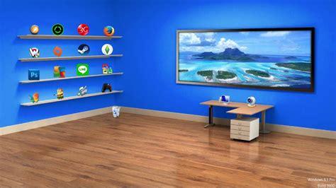 wallpaper keren bergerak untuk pc cara membuat desktop pc menjadi lebih keren dukuntrik