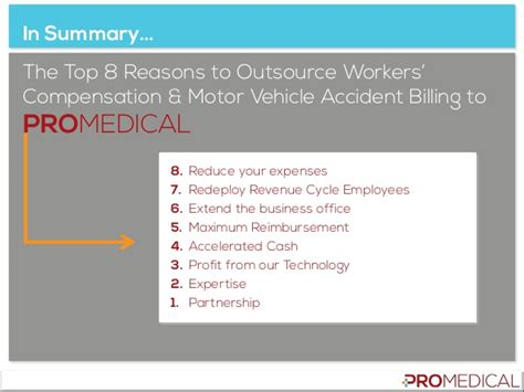 Top 8 Reasons To Tell The by Top 8 Reasons To Outsource Workers Compensation And Motor