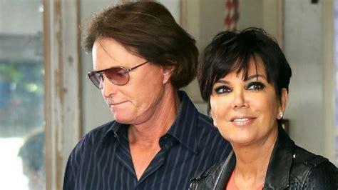 how did kris kardashian meet bruce jenner 5 hints that kris and bruce jenner would split abc news