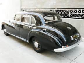 4 Door Mercedes Classic 1953 Mercedes Adenauer 4 Door Sedan For Sale