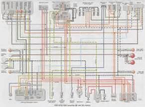 2001 suzuki bandit 600 wiring diagram 2001 suzuki gsx r750