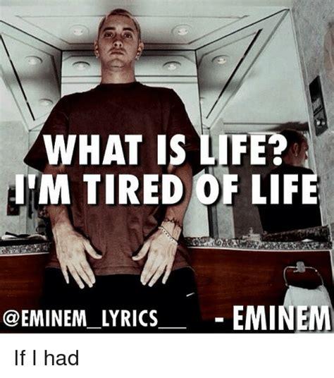 eminem if i had lyrics 25 best memes about eminem lyrics eminem lyrics memes