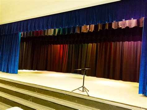 curtains for schools school stage curtains best home design 2018