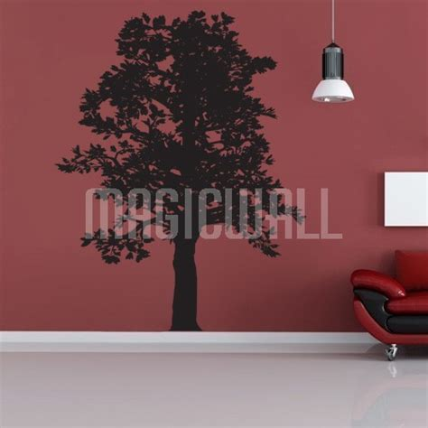tree silhouette wall sticker wall decals canada wall stickers toronto great tree silhouette