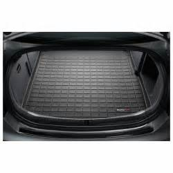 Cargo Mat For 2015 Ford Explorer Weathertech 2011 2015 Ford Explorer Black Cargo Liner