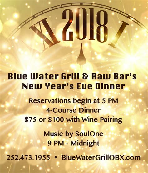 new year dinner booking new year s dinner make your reservation today blue
