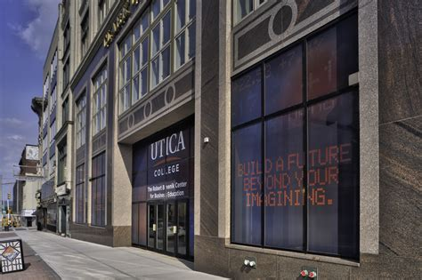 Utica College Mba Reviews by Clark City Center Revisited Uc Tangerine