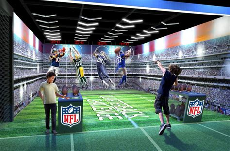 nfl qb challenge nfl experience times square challenge