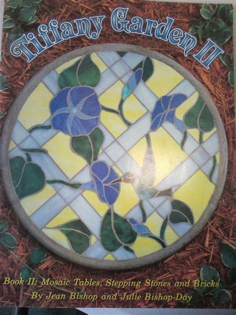 mosaic pattern books mosaic stepping stone pattern book tiffany by