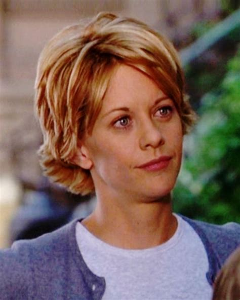 meg ryan hairstyle in youve got mail meg ryan