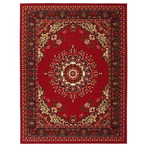 Home Store Rugs by Sweet Home Stores Clifton Collection Traditional Medallion