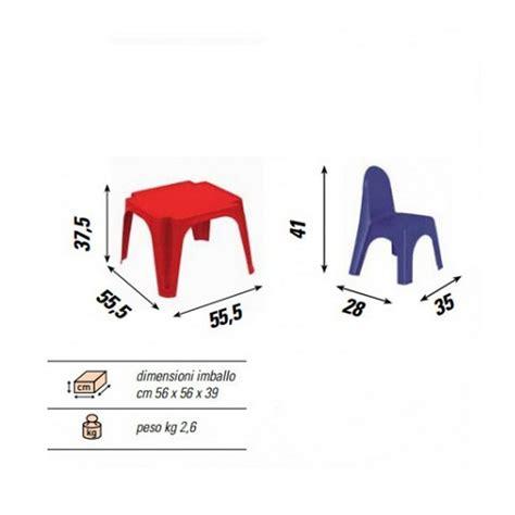 Tavolino Con Sedia Per Bambini tavolino con sedie 4 amici per bambini sport1 giochi da