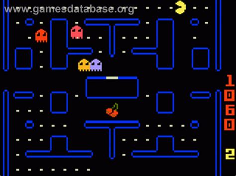 Gamis Paccy An pac mattel intellivision database