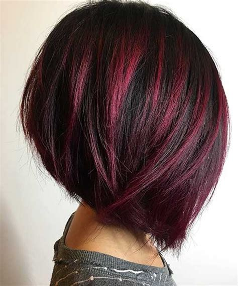 bob haircuts with color most beloved 25 bob hairstyles for 2017 the best short