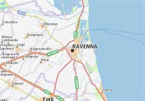 Ravenna Italy Map by Map Of Ravenna Michelin Ravenna Map Viamichelin