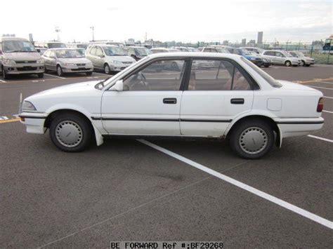 1988 toyota corolla sedan used 1988 toyota corolla sedan 1 5 se limited e ae91 for