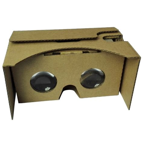 Cardboard Reality 2nd Generation For Smartphone Promo cardboard reality 2nd generation for smartphone up