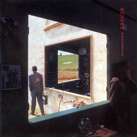 pink floyd echoes the best of pink floyd pink floyd echoes the best of pink floyd lp