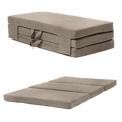 single size futon fold out guest mattress foam bed single double sizes