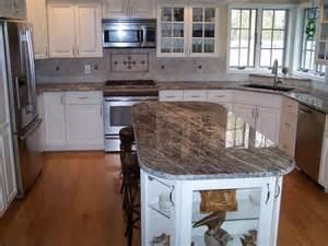 How To Make Cabinets Darker Thunder White Granite Countertop Backsplash Selections