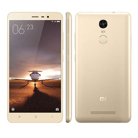 Xiaomi Redmi 3 Gold xiaomi redmi note 3 16gb dual sim 4g lte gold vkauppa fi