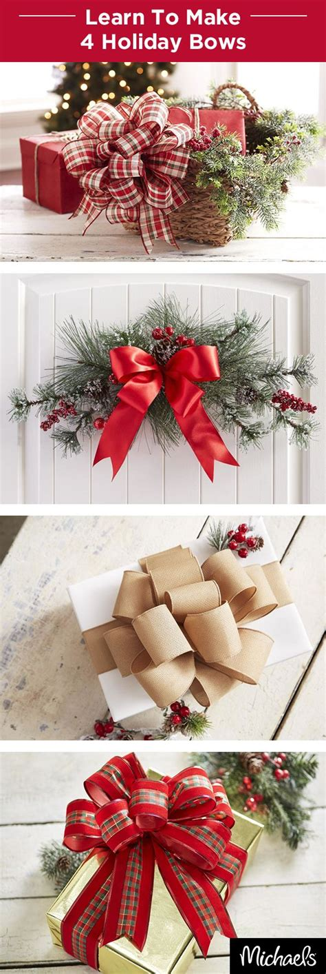 how to make bows for top of christmas tree best 25 bows ideas on diy bow bows and how to tie a