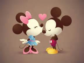 wallpaper mickey minnie pirulettaazul deviantart