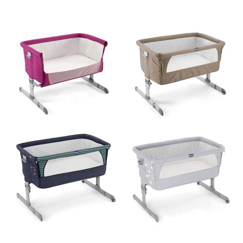 Chicco Next 2 Me Bedside Co Sleep Sleeping Baby Crib Cot Crib Next To Bed
