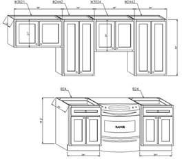 Standard Cabinet Depth Kitchen by Standard Sizes Modular Kitchen Cabinets Home Christmas