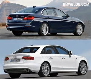 Audi A4 Vs Bmw 328i Bmw Photo Gallery