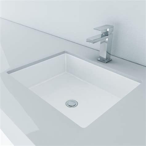 cantrio koncepts ps101 rectangular vitreous china