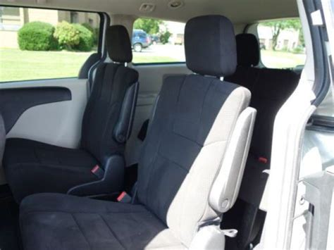 stow and go seating vehicles purchase used dodge grand caravan se stow n go seats 3rd