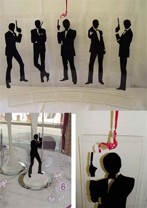 themes by james line 7 best james bond prom decorations images on pinterest