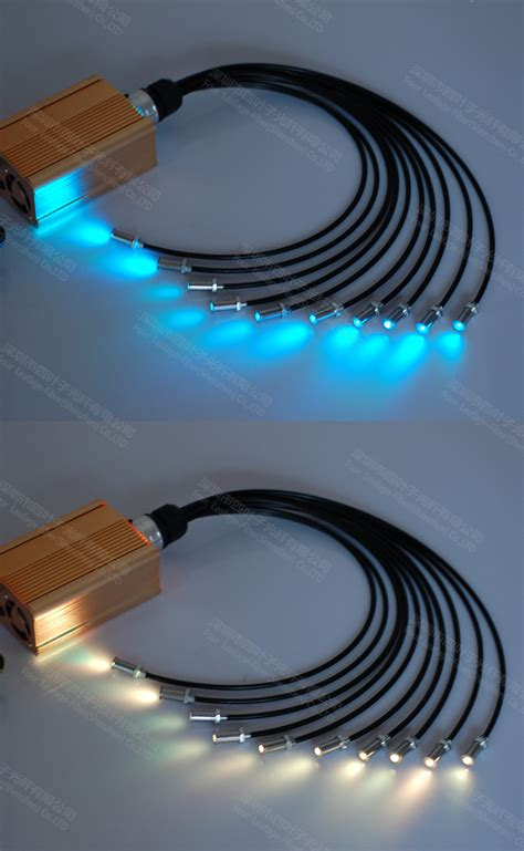 fiber optic pool lighting installation zd 01waterproof safely use easy installation fiber optic