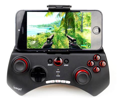 Ipega Mobile Wireless Gaming Controller Bluetooth 30 Pg9025 T2709 ipega pg 9025 wireless bluetooth gaming controller black