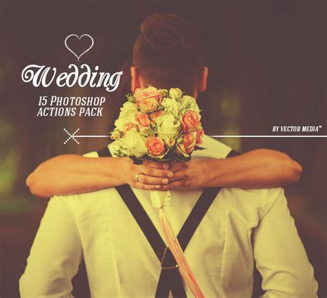 25 Best Wedding Photoshop Actions   Pixel Curse