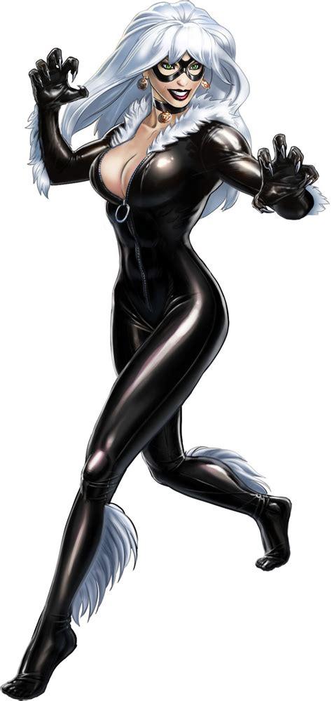 black cat marvel black cat classic marvel avengers alliance pinterest