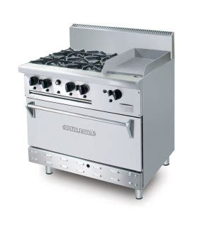Oven Gas Berjaya commercial kitchen equipment commercial food service