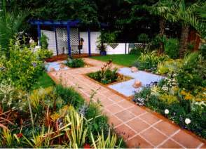 Backyard Patio Landscaping Ideas Garden Captivating Garden Landscaping Decor Ideas Marvellous Colourful Rectangle Vintage