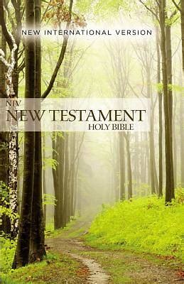 Niv Outreach Bible outreach new testament niv cokesbury