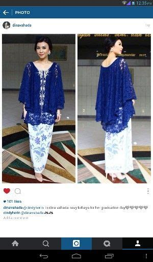 Baju Bodo Biru 1000 images about fashion inspiration kebaya baju kurung batik songket ikat sarongtenun