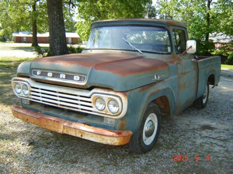 ford f10 1959 ford f10 truck classic ford f 100 1959 for sale