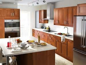Ikea Wood Kitchen Cabinets Photo Page Hgtv